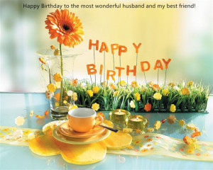 Romantic Happy Birthday Wishes Quotes For Husbands