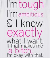 Im A Tough Girl Quotes