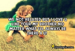 love u brother quotes i love u brother quotes brother printable free