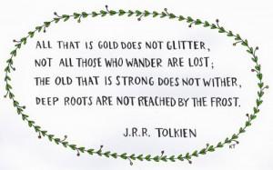 Tolkien Quotes J.r.r. tolkien quote