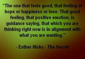 esther hicks quotes on positive thinking quotesgram