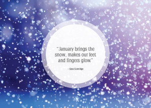 25 Nice Quotes About winter and snow 018