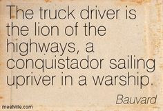 Truck Driver Quotes | Funny Spanish School History Quotes Pictures ...