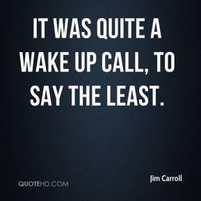Wake Quotes