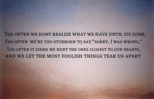 Pride quote #3