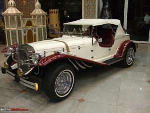 Classic cars seen in ... )