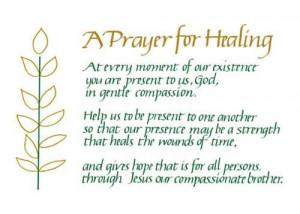 quotes ver prayer for healing mom power prayer christian quotes prayer ...