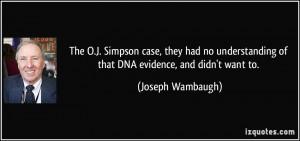 Oj Simpson Dna Evidence O. J. Simpson Qu...
