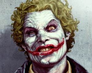 Barmejo's clown, a major infuence for Ledger's look 1
