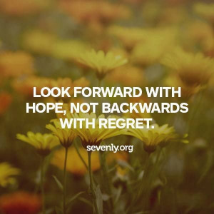 Look forward