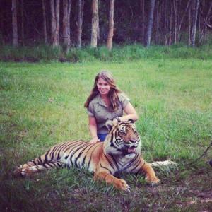 Steve Irwin Daughter Died