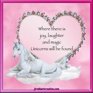 Unicorn Quotes