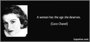 More Coco Chanel Quotes