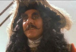 Captain Hook-Dustin Hoffman - hook Photo