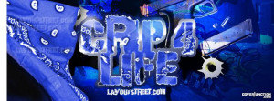 crip Facebook Cover - CoverJunction