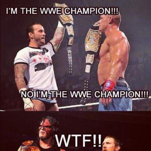 lol funny (: - wwe Photo