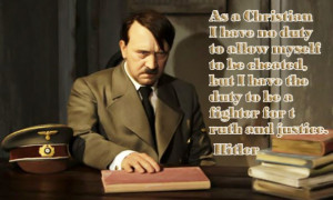 Hitler Inspiring Thoughts in English with Photos
