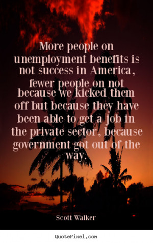 More people on unemployment