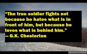 Awesome passion war quote