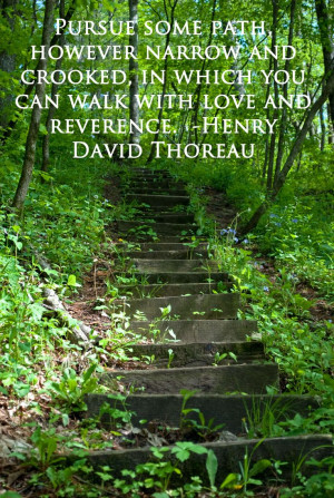 Nature #Quote of the week by Henry David #Thoreau