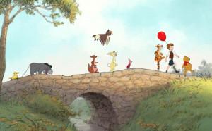 Winnie the Pooh and Fairy Non Bio