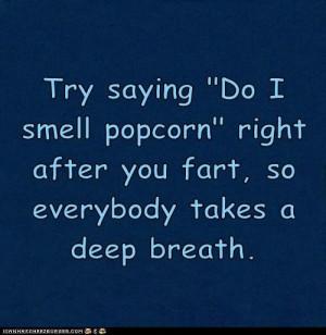 Funny Fart Jokes
