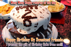 Birthday Wishes Messages for friend – Birthday Quotes