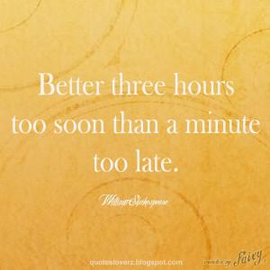 QUOTES LOVERZ: William Shakespeare Quotes