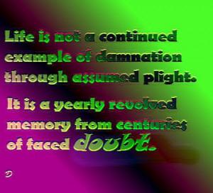 Assumption Quotes Relationships Through assumed plight.