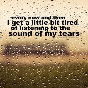 Tags: tear , tired