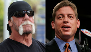 Hulk Hogan and Troy Aikman: Rent-A-Center