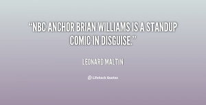 more brian williams quotes