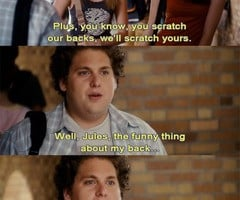 Jonah Hill Funny Quotes