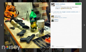 Photos) Look At These Fools Selling Drugs On Instagram