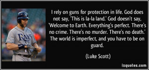 God and Guns Quotes