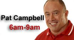 KFAQ's Pat Campbell interviews Don Rumsfeld