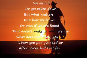 cowgirl quotes about cowboys
