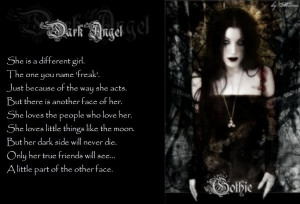 Dark Gothic Quotes And Sayings Goth