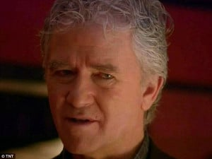 Playing The Christopher Ewing Son Bobby Patrick Duffy