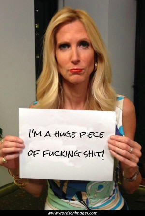 Ann coulter quotes