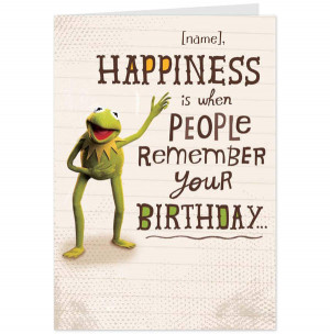 birthday cards for him quotes