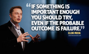 Elon Musk Picture Quote