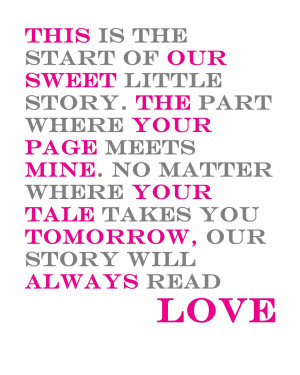 Pinspired: Quotes For Our Family Photo Wall