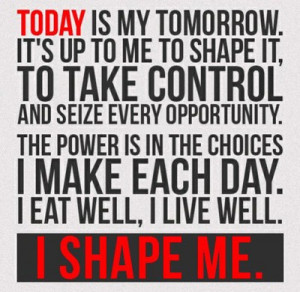 Eat right. work hard. feel good. fitness quotes tips 006