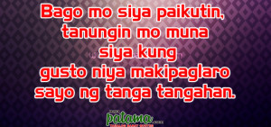 OFW Quotes : Mr. Reklamador About Tagalog Love Quotes Collections