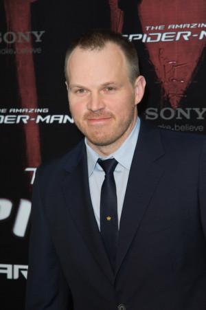 Marc Webb Marc Webb attends 'The Amazing Spider-Man' Paris Film ...