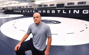 Penn State wrestling coach Cael Sanderson: 'We have some really strong ...