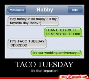 Funny Taco Tuesday Funny Taco Tuesday