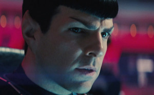 In a Star Trek RP, I will play either Mr. Spock , or Benedict ...