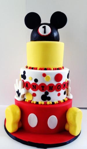 mickey cake mickey birthday cake mickey 1st birthday cake